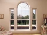 Шикарное арочное окно