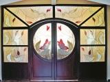 Витражное стекло в Геленджике