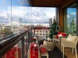 Класнный балкон в многоэтажке