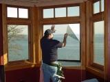 Установка бронированного окна в Геленджике