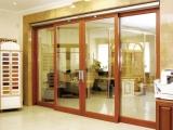 Зеркальная раздвижная деревянная система