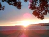 Песочный пляж Геленджика
