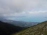 Геленджикская бухта с горы