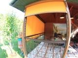 Оранжевая маркиза «Экран»