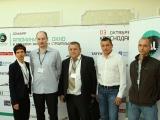Групповое фото со специалистами нашей компании