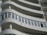 Сложная конструкция балкона в ЖК Пушкин