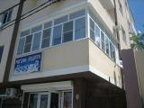 Остекление балкона по ул. Гоголя