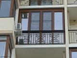 Балкон, профиль ламинированный