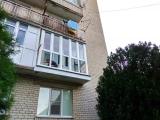Монтируем очередной балкон )