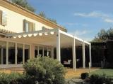 Защита от солнца частного дома