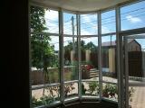 Зимний сад из алюминиевых окон
