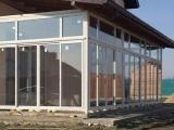 Пристройка к частному дому в Геленджике
